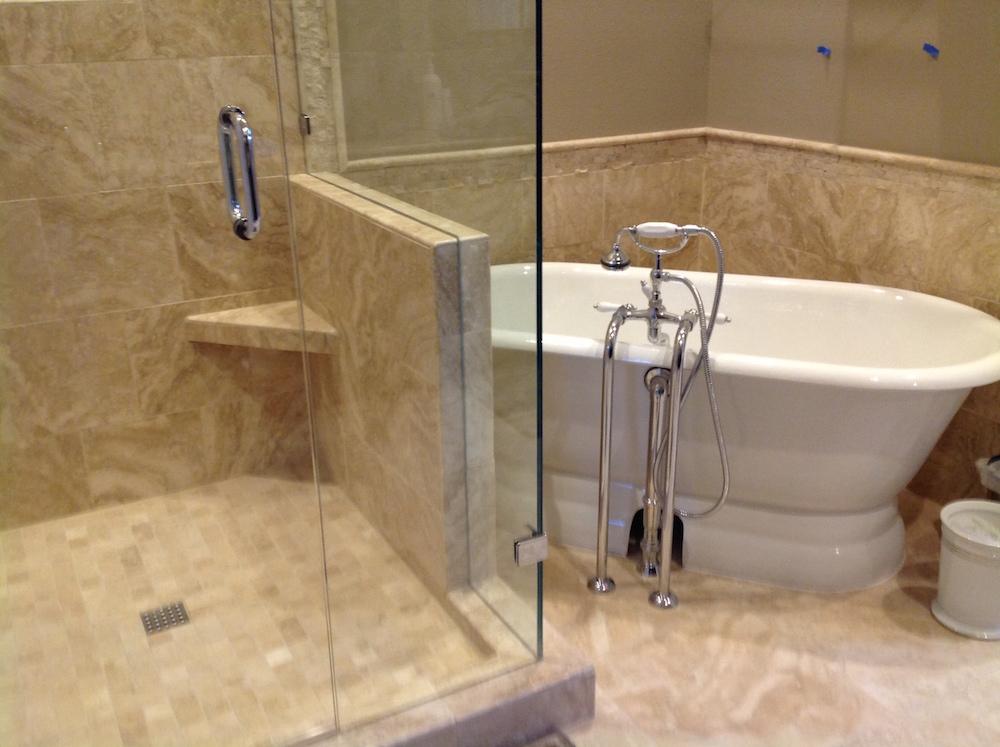 Bathroom Gallery Agape Home Services - Bathroom remodeling plano
