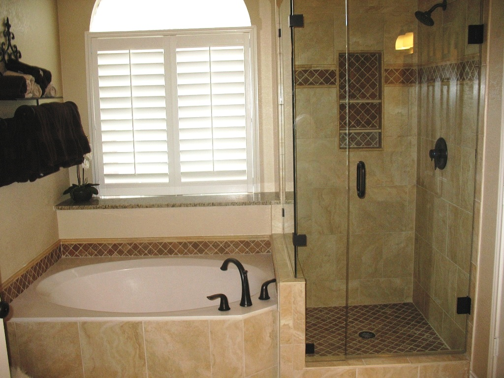 Plano Bathroom Remodeling Bathroom Gallery  Agape Home Services