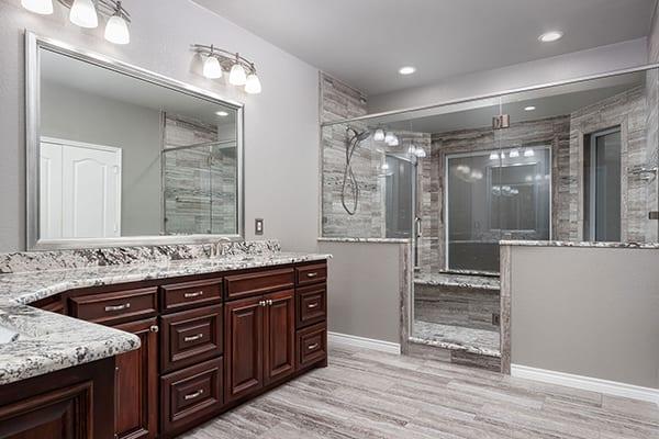 Coppell Master Bath Remodel Agape, Master Bathroom Remodels