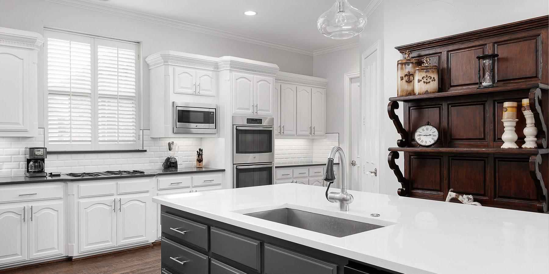 8 Popular Kitchen Cabinet Paint Color Ideas Agape Home Services