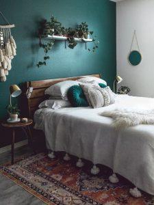 green-master-bedroom-Dallas-Texas