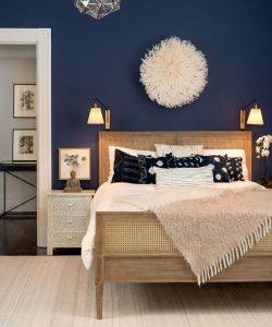 Dallas-Home- bedroom-wall-colors